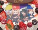 テイクアウト【BIRTHDAYケーキのご予約】D
