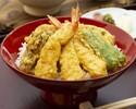 海老天丼(デリバリー)