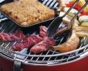 [Dinner]ハワイアン kids BBQ in Tokyo Marriott