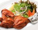 Tandoori Chicken(1pcs)
