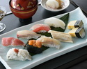 Sushiman's 9 pieces of Sushi