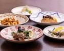 【south Italy dinner menu】