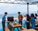 土日BBQ【肉×魚介×野菜】目の前には海が広がるバーベキュー!【ライトプラン】手軽に手ぶらでBBQ!