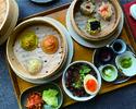 【Lunch】 シルクロード点心&魯肉(ルーロー)飯セット
