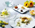 【オンライン予約限定・窓側席確約】デザートコース ~夏野菜をあしらったヘルシーデザート~