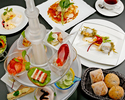 TREE LUNCH COURSE+Drink-flow from 30 items(90min)【Enjoy both fish and meat】