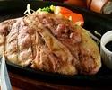 愛知県産銘柄豚の網焼き 180g