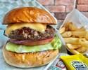 【Bacon Cheese Burger】ベーコンチーズバーガー