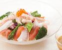 【6/1~9/30】海鮮冷麺