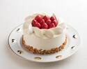 🔶10cmショートケーキ 誕生日、結婚記念日などのお祝いにどうぞ <お食事のオーダーと一緒にご注文ください。>
