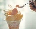 【7月7日~】Peach Parfait+Tea Free Flow *平日限定