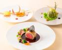 【予約限定】 「第25回世界料理オリンピック」銀メダル受賞記念 ディナーコース ¥15,000