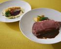 【平日限定】カフェランチ 前菜ブッフェにメインは魚料理または肉料理