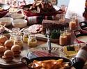 【お盆期間】飲み放題付きディナー!夜には国産牛ローストビーフ、握りたてお寿司、揚げたての天麩羅が登場!6,522円(サービス料抜)8月7日~16日