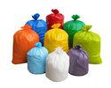 ゴミ袋(45ℓ)・可燃、不燃・2枚セット