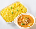 Indian Curry Set(with saffron rice)