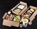 【テイクアウト】グルメランチボックス〈魚料理〉~フレンチ・ミールボックス~