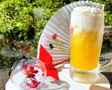 かき氷フェア  「ビールジョッキ de かき氷」で乾杯!