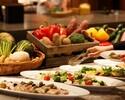【全メニュー20%OFF】 セミビュッフェランチ ¥3600~|選べるメイン+アペタイザー・サラダ・デザートはビュッフェスタイルでお好きなだけ!
