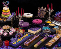 【Sep 2-Oct 31/WD】「OWNER OF A COLORFUL HEART」Halloween Sweets Buffet