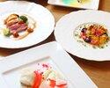 西洋料理コース GRANDMA MOSES 3,900円