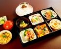 Chef's choice kaiseki course 7,000 yen
