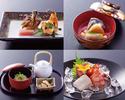 Chef's choice kaiseki course 15,000 yen
