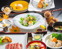 【ランチ・ディナー】10月限定 秋の味覚祭り ※前日まで要予約