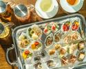 9月30日迄の期間限定価格【アフタヌーンティー】シグネチャーフードを盛り込んだ贅沢プレート