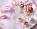 STRINGS PINK Sweets collection(6種盛り+コーヒーセット)