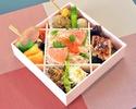 【502】玉結(たまゆ)鮭いくら弁当