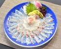 【904】活鯛の刺身