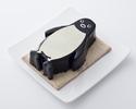 【2021年9月1日~】Suicaのペンギン チョコレートケーキ(縦16cm 横10cm)