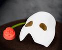 <ディナー>劇団四季『オペラ座の怪人』を表現する本格フレンチコース 5品+5種のワインペアリング付き