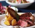【2階席 ディナー】The Steak  国産牛Tボーン