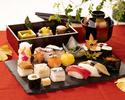 [March weekdays, WEB only] Hiroko Gozen-Spring Box Stacking-