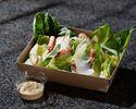 シーザーサラダ 鶏胸肉のグリルとベーコン パルメザンチーズ クルトン 1,512円(税込)