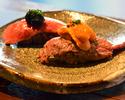 Intersect 〜肉フレンチと繊細で優雅な魚介の融合〜+アラカルト追加【〜フレンチNIGIRI〜】