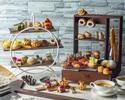 "【Weekdays】  ""Petit Boulangerie"" bread afternoon tea"