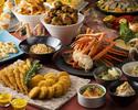 【お一人様500円オフ♪北海道フェア】 平日Web限定×Dinner buffet 120分制