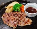 イベリコ豚のステーキ弁当