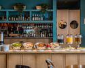 【ランチ】 前菜・ハーフパスタ・メイン料理など全4品+フリードリンク