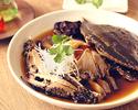 【11月〜】Dinner 15000 上海蟹&フカヒレコース