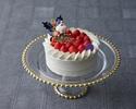 ◆XMASショートケーキ15cm