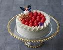 ◆XMASショートケーキ18cm
