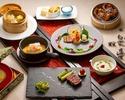 上海蟹美食ランチ