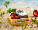 Christmas Cake (Dine at Restaurant)