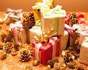 <12/1~12/22>2021クリスマスランチコース 6,000