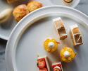 Luxe Picnic - Afternoon Tea with Bottle of Champagne - 4 People