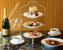 【11月2日〜】WINTER CHOCOLATE AFTERNOON TEA(平日限定10%割引)